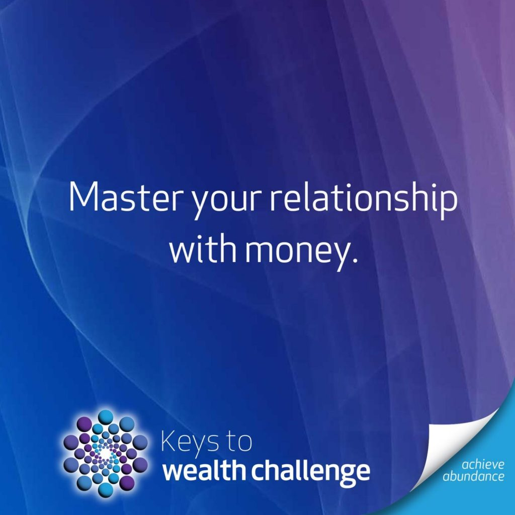 Master Relationship with Money